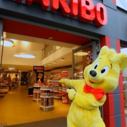 Drehtag bei Haribo Shop